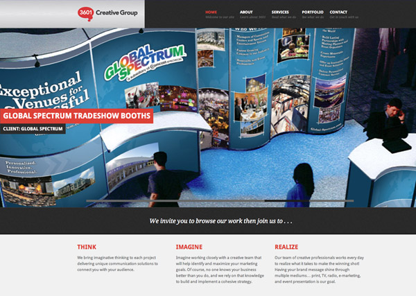 3601 Creative Group Web Design and Development
